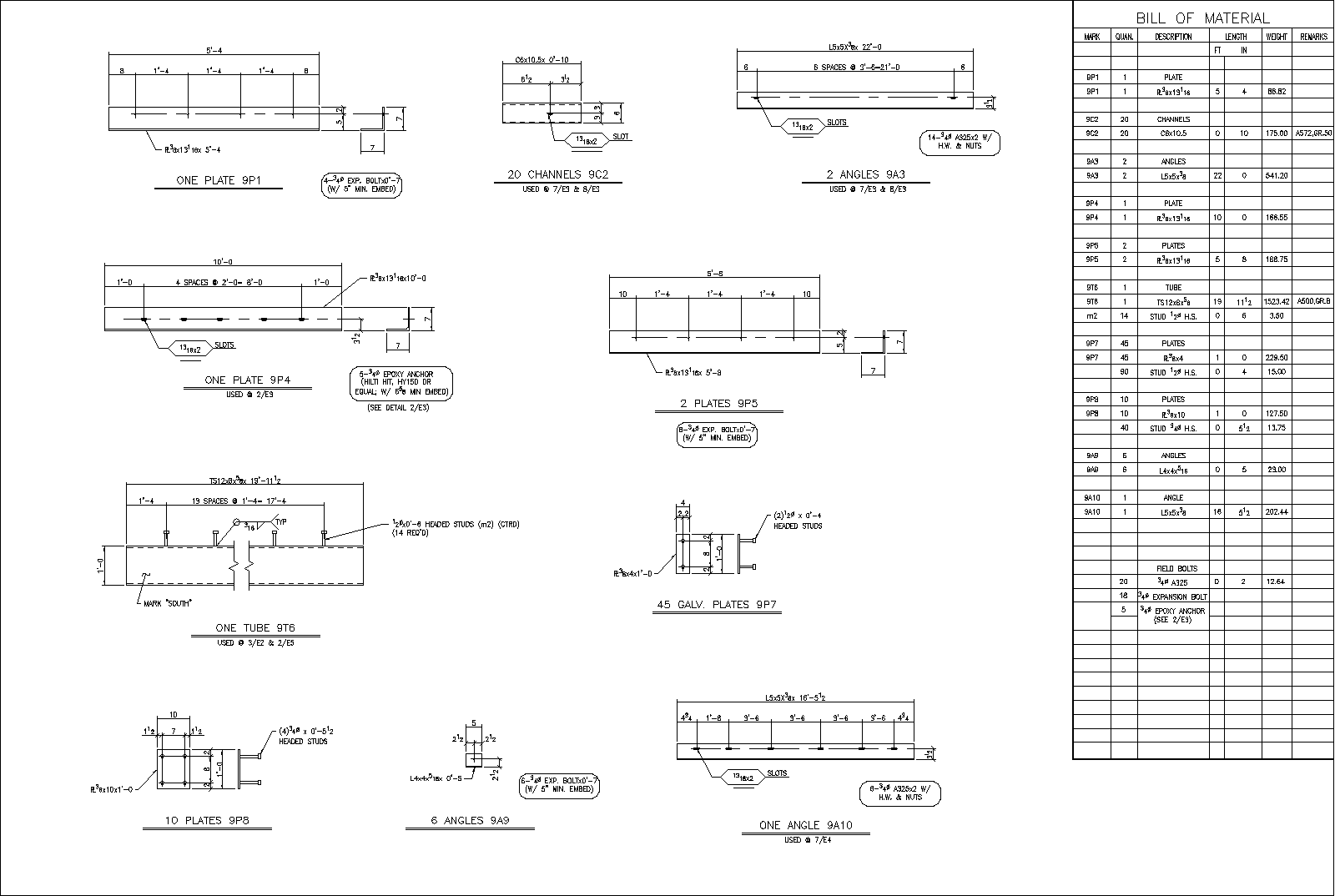 Steel Detailing Software